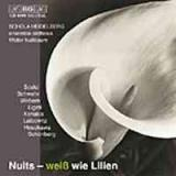 CD-Cover – Nuits