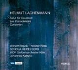 CD-Cover – Helmut Lachemann – Les Consolation